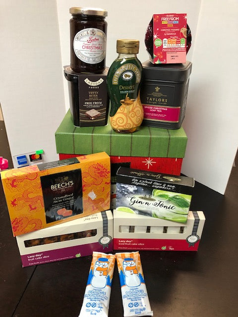 Christmas Hamper Vegan - Christmas