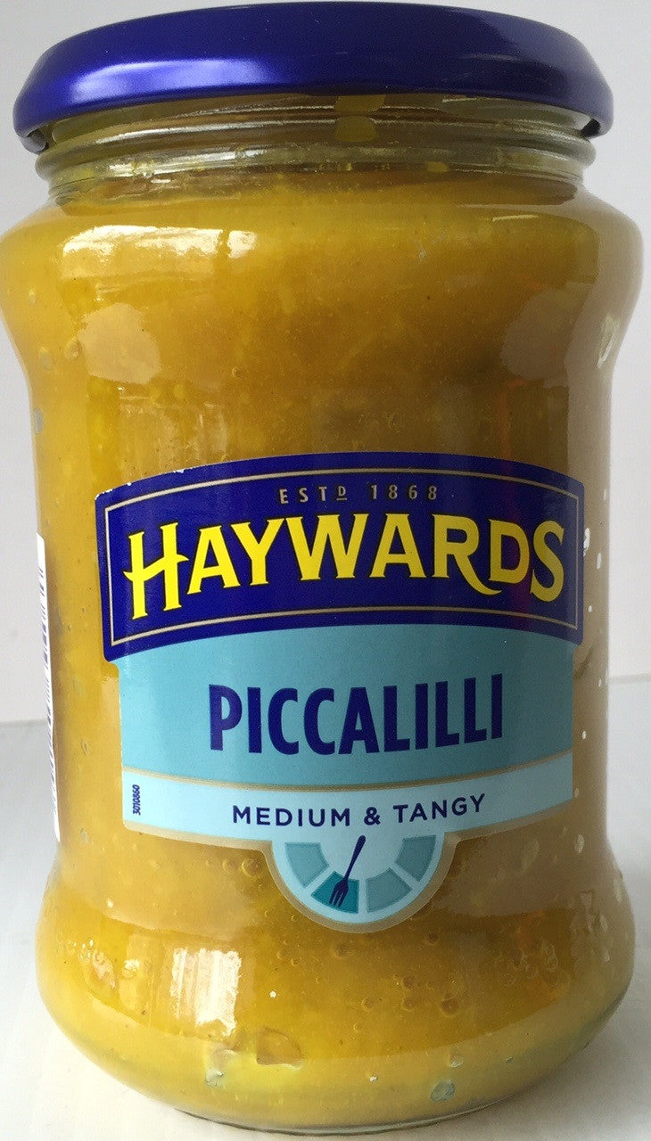 Haywards Medium & Tangy Piccalilli 400g