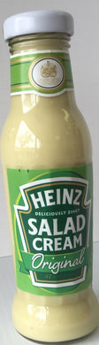 Heinz Salad Cream Glass 285g