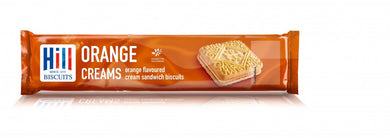 Hill Orange Creams Biscuits 150g