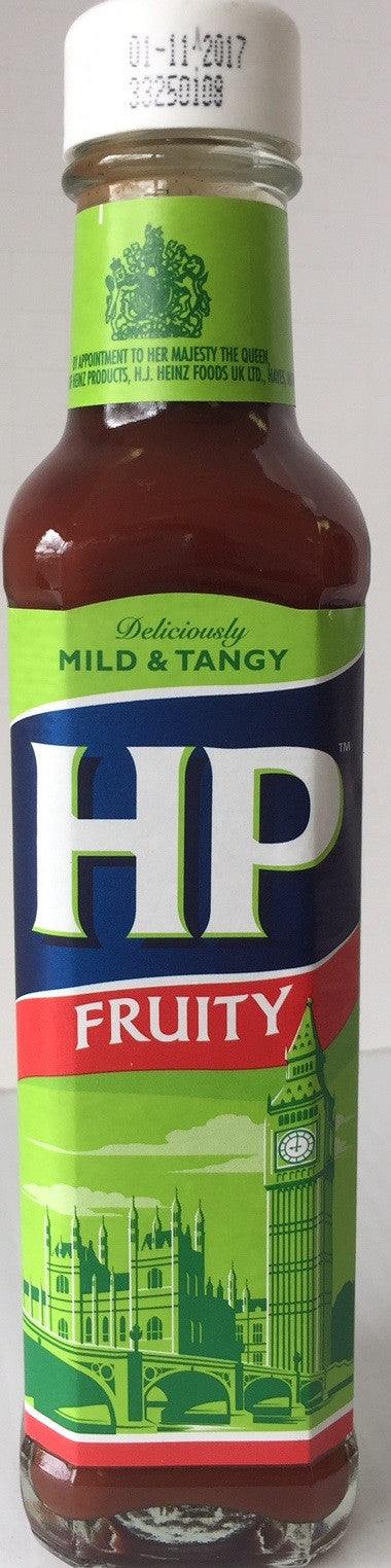 HP Sauce Fruity 255g