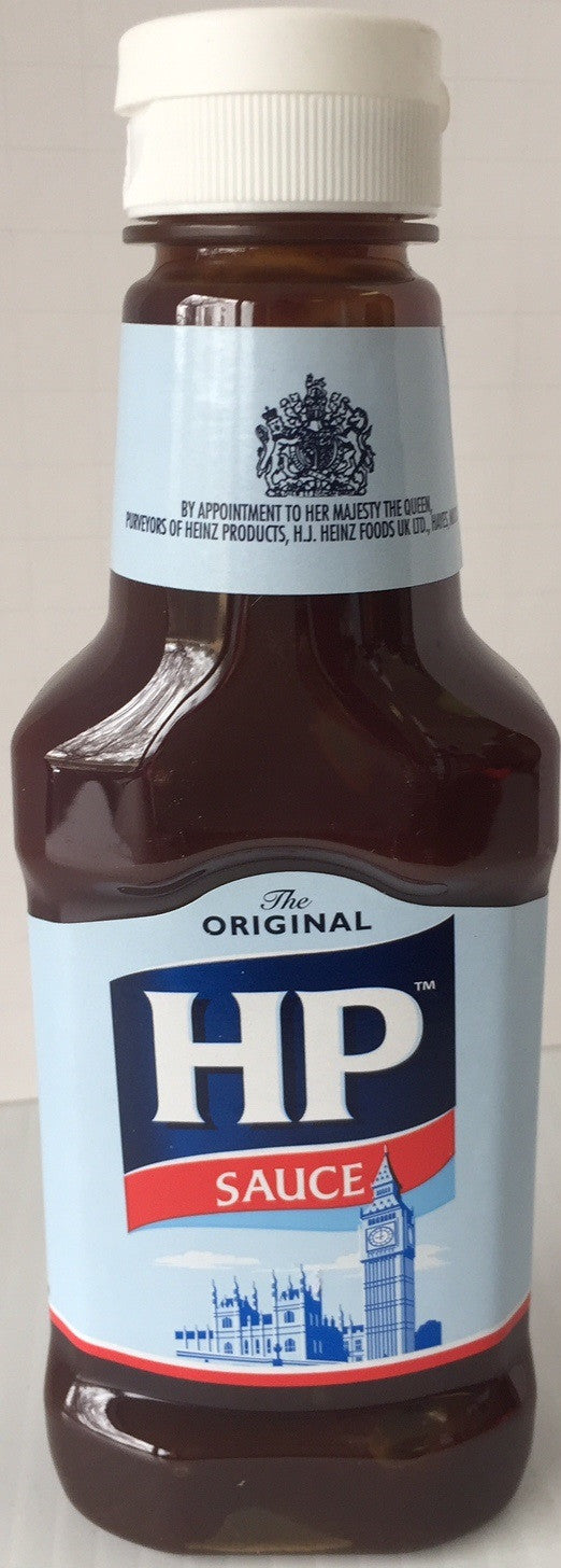 HP Sauce Squeezy 285g