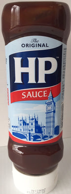 HP Sauce Top Down Squeezy 450g