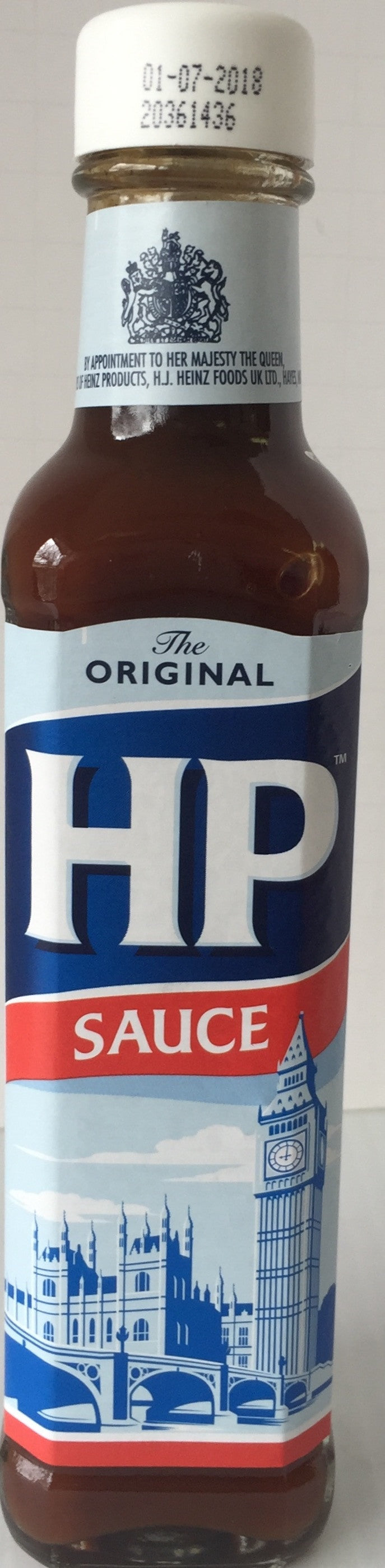 HP Sauce 255g bottle