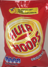 KP Hula Hoops Crisps  34g x 6 pack Original