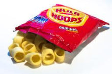KP Hula Hoops Crisps  43g x 6 pack Original