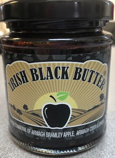 Irish Black Butter 125g ( Apple Conserve)