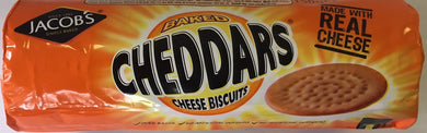 Jacobs Cheddars Biscuit 150g