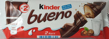 Kinder Bueno Bar 43g