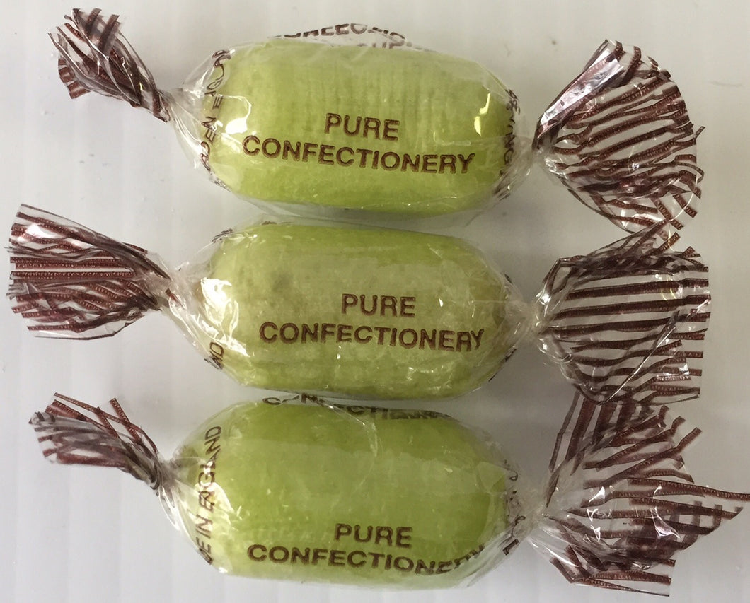 JG Chocolate Limes Wrapped Sweets  Kingsway 100g