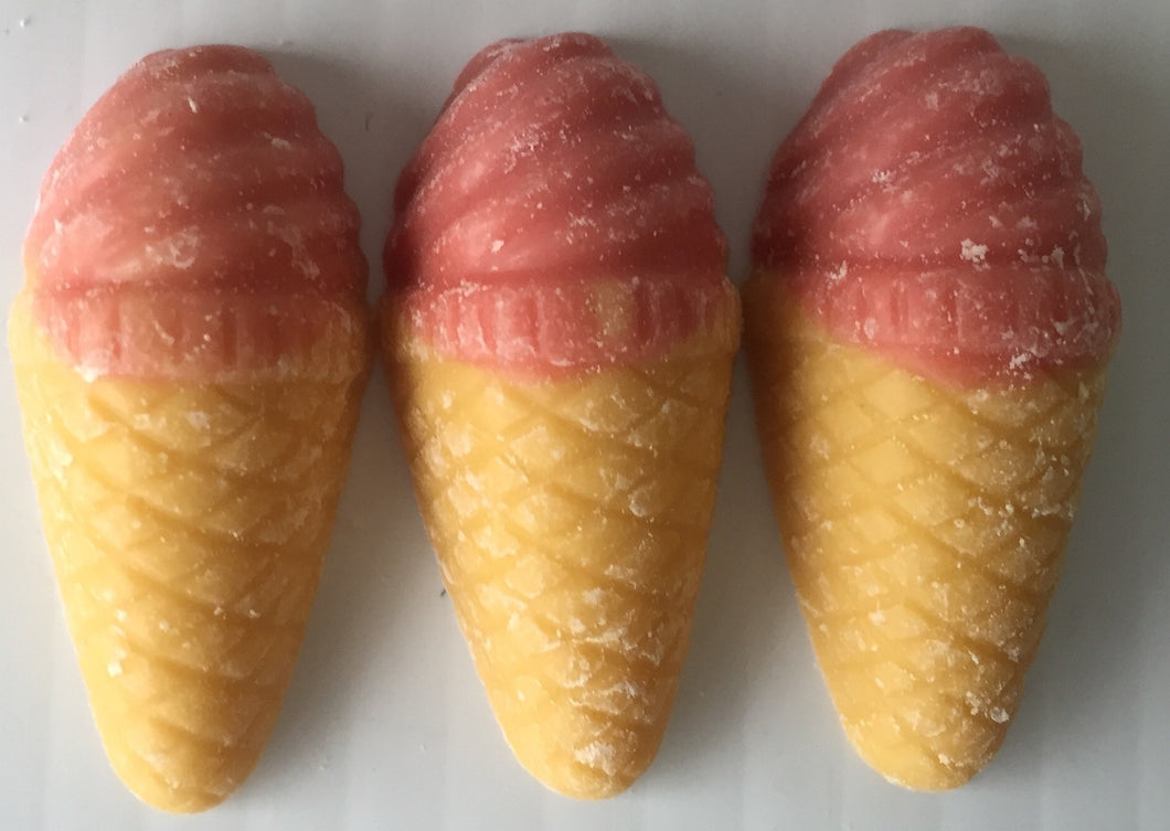 JG Ice Cream Candy Cones (Kingsway)   100g
