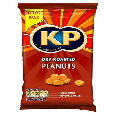 KP Dry Roasted Peanuts 65g