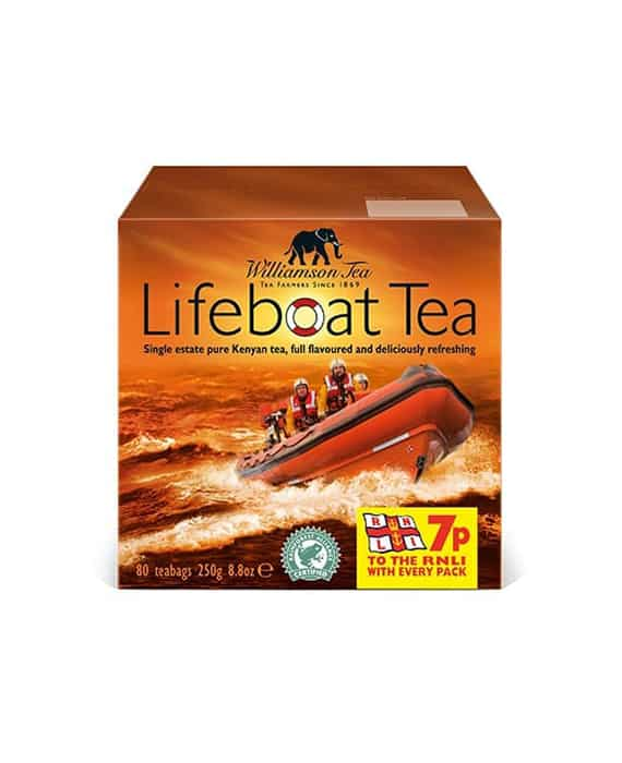 Lifeboat Teabags 80ct