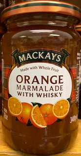Mackays Orange & Whisky Marmalade