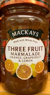 Mackays Three Fruits Marmalade