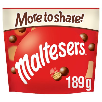 Maltesers More to Share Bag 189g