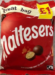 Maltesers Treat Size Bag 68g