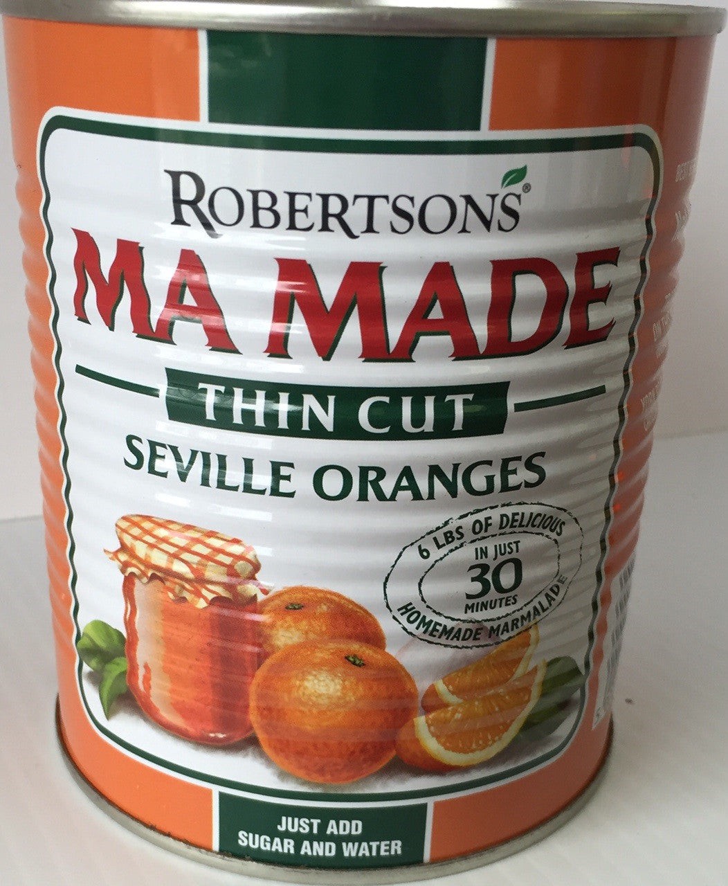 Mamade Thin Cut Orange 850g