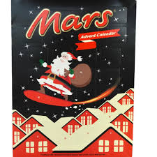 Mars Advent Calendar - Christmas