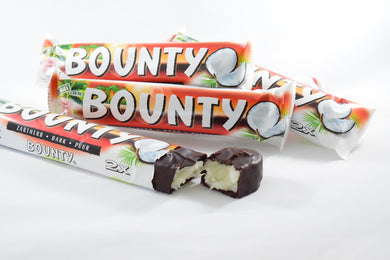Bounty Plain (Dark) Chocolate Bar 57g
