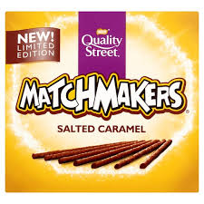 Nestle Matchmakers Salted Caramel 120g