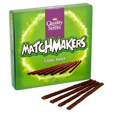Nestle Matchmakers Cool Mint 130g