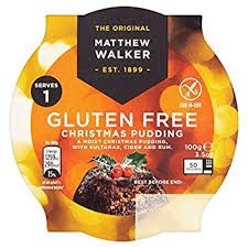 Matthew Walkers Gluten Free Plum Pudding 400g - Christmas
