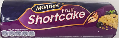 McVities Fruit Shortcake Biscuit 200g