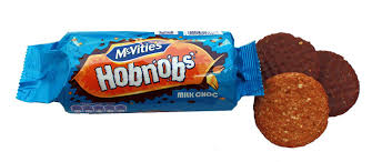 McVities Hobnobs Milk chocolate Roll 262g