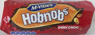 McVities HobNobs Dark Chocolate Biscuit Roll