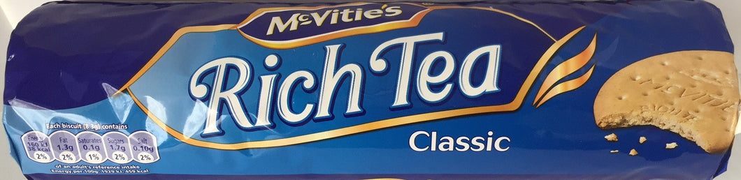 McVities Rich Tea Biscuit 200g