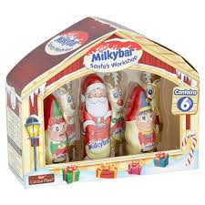 Nestle Milkybar Santa Workshop - Christmas