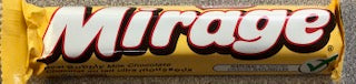 Nestle Mirage Bar  41g - Canadian
