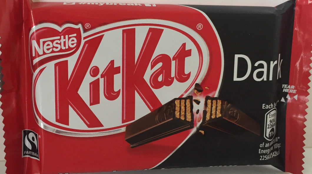Kit Kat Dark 4 Finger Bar 41.5g