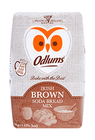 Odlums Brown Soda Bread Mix 2KG