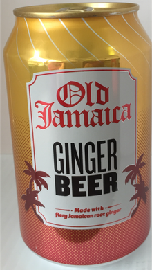 Old Jamaican Ginger Beer 330ml can