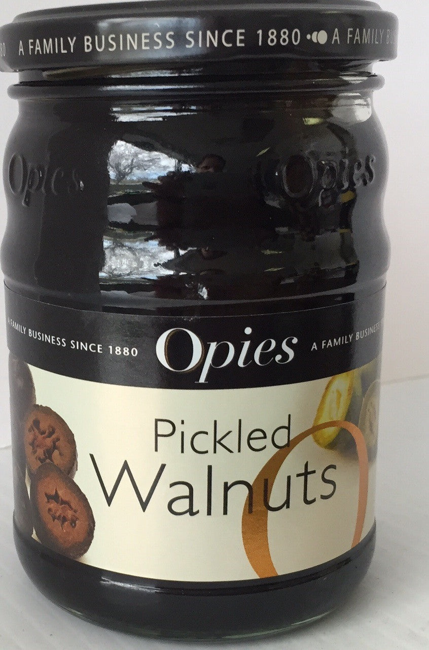 Opies Pickled Walnuts 14oz (390g)