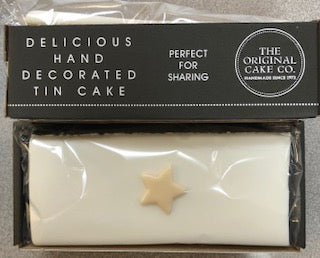 Original Cake Company Iced Fruit Cake Bar - CHRISTMAS