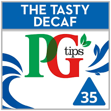 PG Tips Decaf Bags 35ct