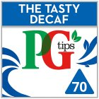 PG tips Decaf 70ct Teabags