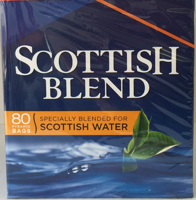PG Tips Scottish Blend 80ct Bags
