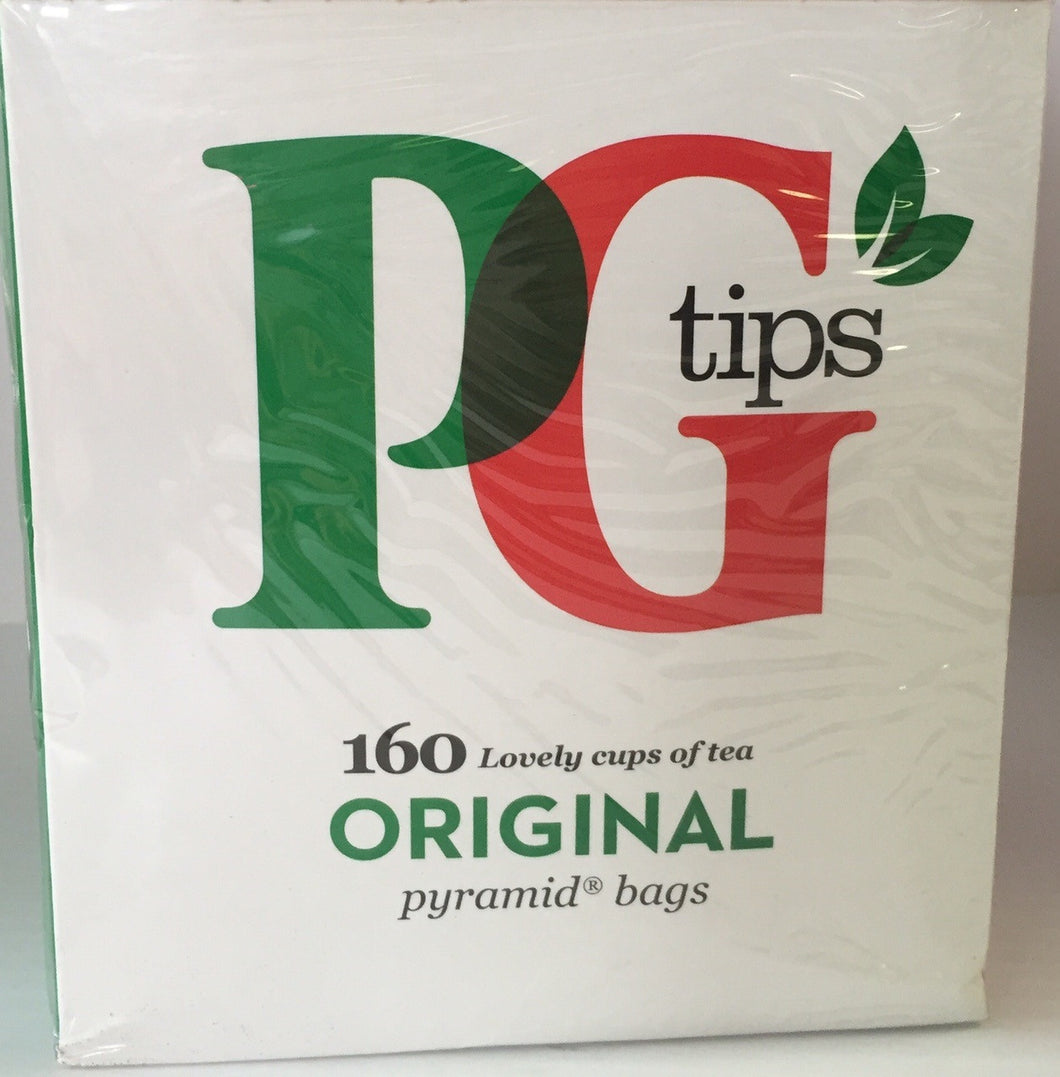 PG Tips 160 Teabags