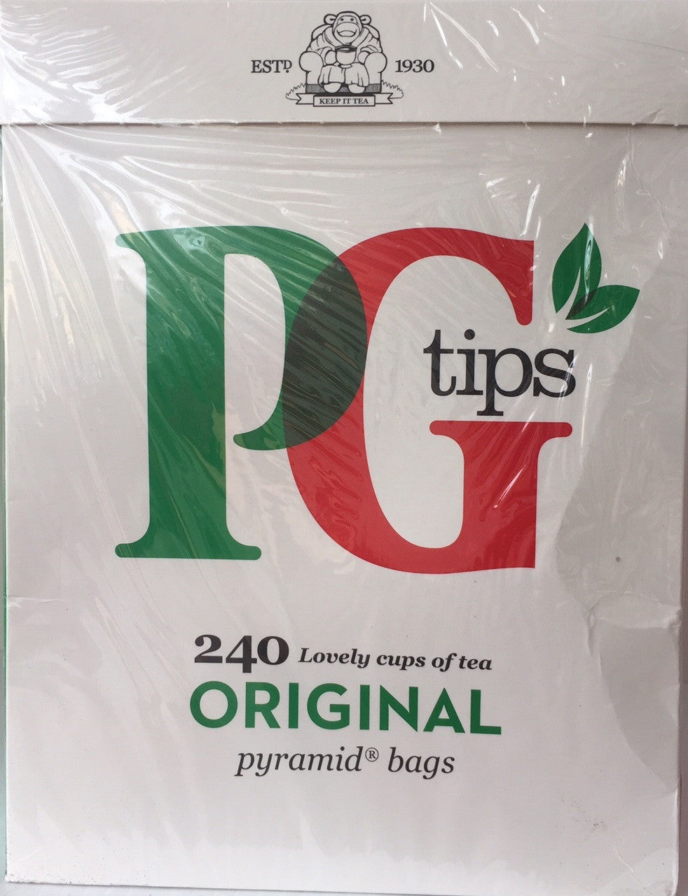 PG Tips 240 Teabags