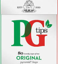 PG Tips 80 ct Teabags
