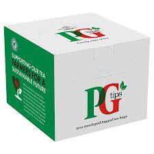 PG Tips 40 count teabags