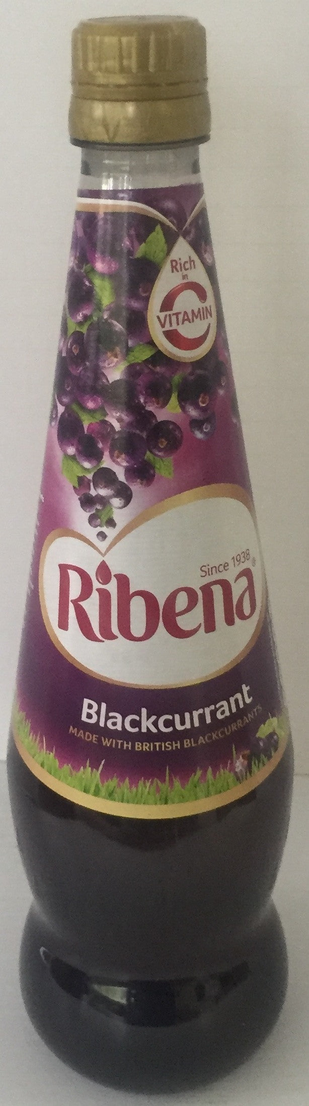 Ribena Blackcurrant Drink 850ml