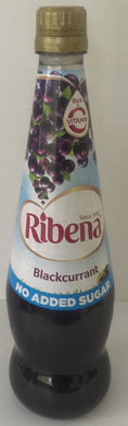Ribena Blackcurrant No Added Sugar Drink 850ml