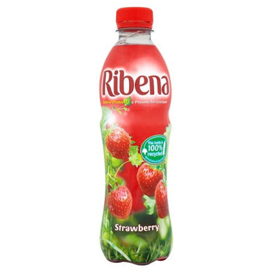 Ribena Strawberry Ready to Drink 500ml