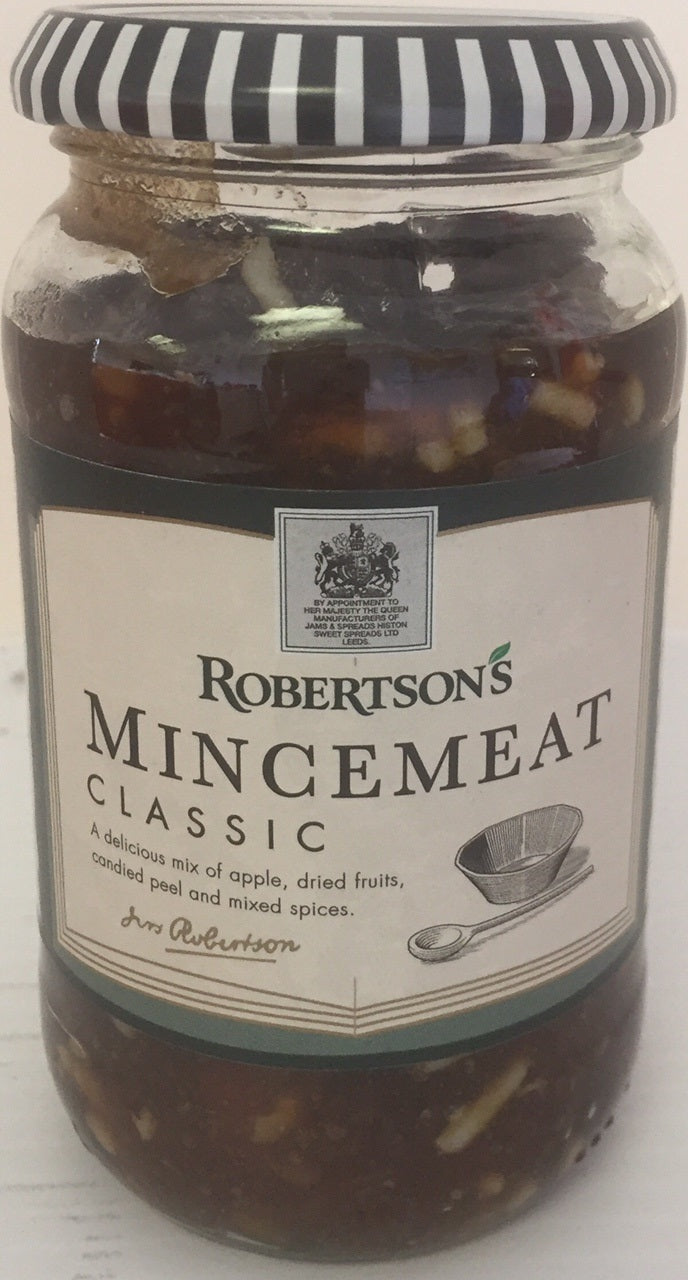 Robertsons Classic Mincemeat 411g Christmas