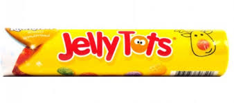 Rowntree's Jelly Tot Giant Tube